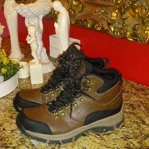 Eddie Bauer Brad Leather Boots